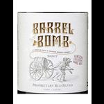 Barrel Bomb Kentucky Bourbon Barrel Aged Proprietary Red Blend 2017<br /> Lodi, California
