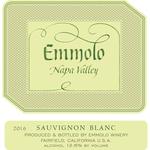 Emmolo Emmolo Sauvignon Blanc 2017<br />Napa, California