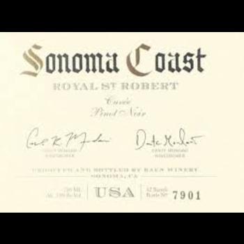 Raen Sonoma Coast Royal St. Robert Pinot Noir 2016<br /> Sonoma, California