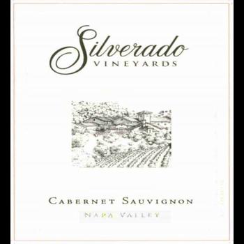 Silverado Estate Grown Cabernet Sauvignon 2016<br /> Napa Valley, California<br /> 93pts-JS