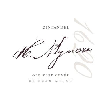 Sean MInor Sean Minor H Mynors Old Vine Cuvee Zinfandel 2015<br /> California