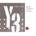 Jax Vineyards Y3 Pinot Noir 2017<br /> Russian River, Sonoma County, California<br /> 90pts-WE