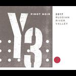 Jax Vineyards Y3 Pinot Noir 2018<br /> Russian River, Sonoma County,   California