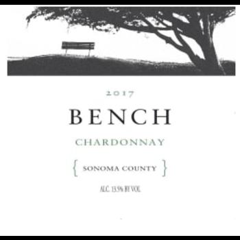 Bench Bench Sonoma County Chardonnay 2017  <br /> Sonoma, California