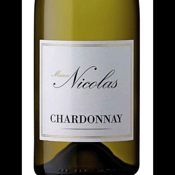 Maison Nicolas Maison Nicolas Chardonnay 2019<br /> Pays d'Oc, France