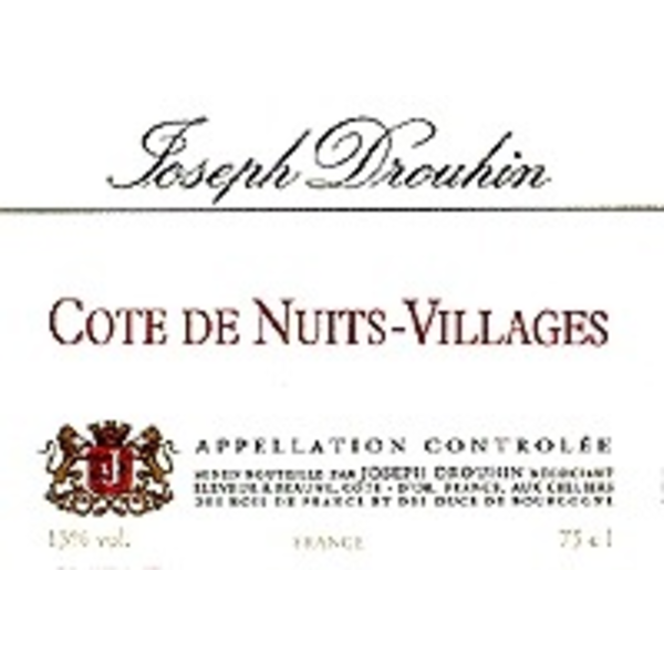 Drouhin Joseph Drouhin Cote De Nuits Villages 2017<br />Burgundy, France