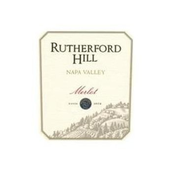 Rutherford Hill Rutherford Hill Merlot 2015<br /> Napa, California