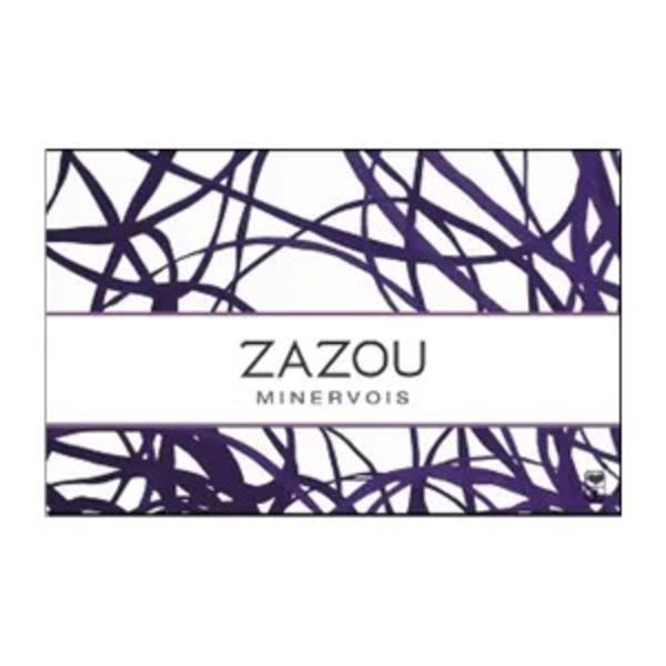 Zazou Minervois Syrah Blend 2015<br /> Languedoc-Roussillon, France