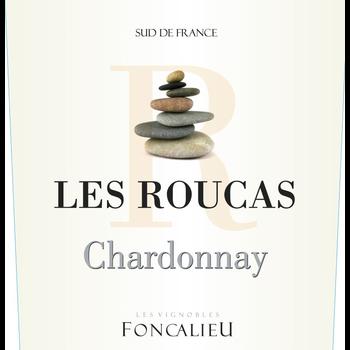 Foncalieu Foncalieu Les Roucas Chardonnay 2018<br /> Languedoc, France