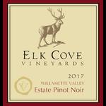 Elk Cove Elk Cove Estate Pinot Noir 2018<br />Willamette Valley, Oregon