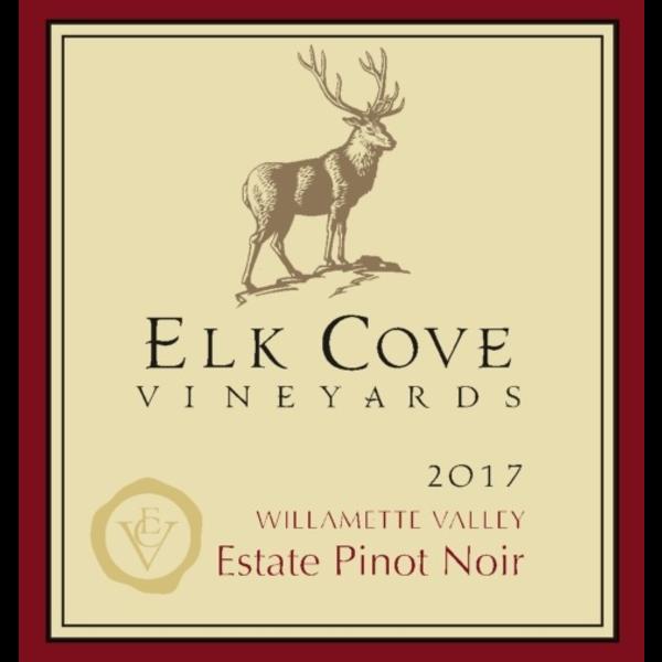 Elk Cove Elk Cove Estate Pinot Noir 2017<br />Willamette Valley, Oregon