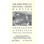 Rare Wine Co The Rare Wine Company Historic Series Madeira Charleston Sercial Special Reserve  750ml