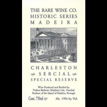 Rare Wine Co The Rare Wine Company Historic Series Madeira Charleston Sercial Special Reserve  750ml