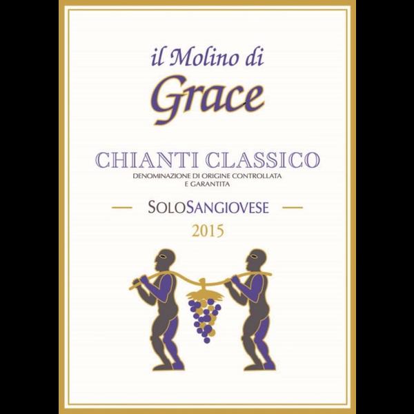 Il Molino Di Grace Chianti Classico 2017<br /> Tuscany, Italy