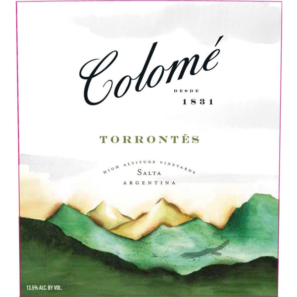 Colome Bodega Colome Torrontes 2018<br />Salta, Argentina
