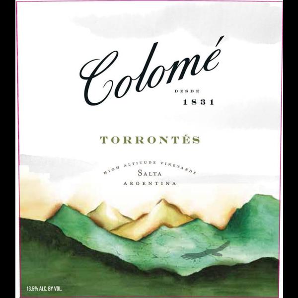 Colome Bodega Colome Torrontes 2019<br />Salta, Argentina