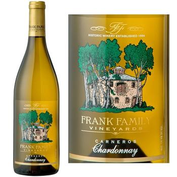 Frank Family Frank Family Chardonnay 2017<br />Napa Valley, California