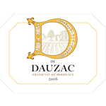 D De Dauzac Bordeaux Rouge 2016<br /> Bordeaux, France