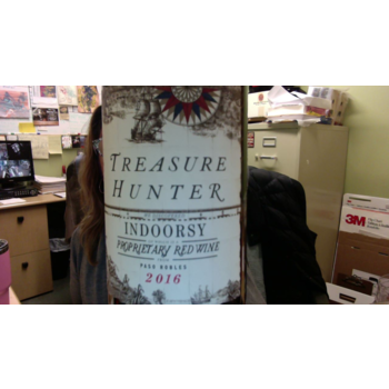 Treasure Hunter Treasure Hunter Indoorsy Proprietary Red 2016<br /> Paso Robles, California