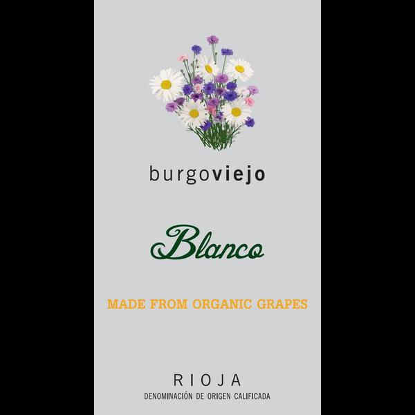 Burgo Viejo Rioja Blanco Organic 2017<br /> Rioja, Spain