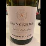 Domaine Roger Neveu Sancerre Cote des Embouffants 2018<br /> Sancerre, Loire, France