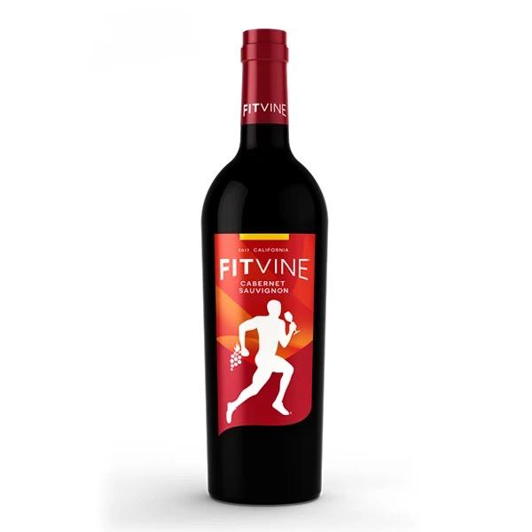FitVine Wines Cabernet Sauvignon 2017<br /> California