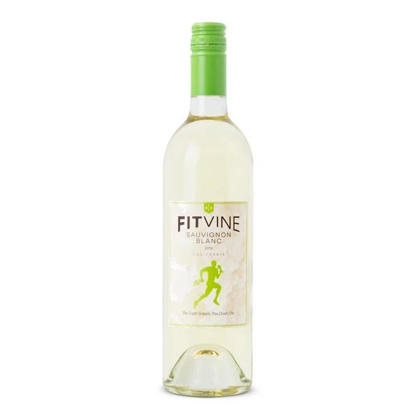 FitvVne Wine Sauvignon Blanc 2018<br /> California