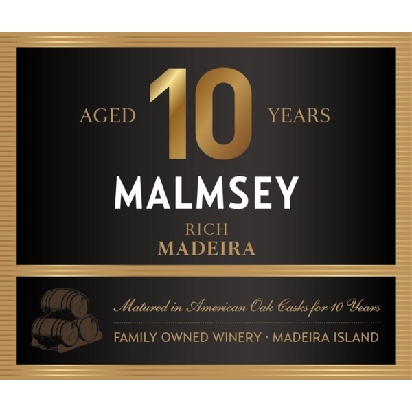 Blandys Blandys 10 Year Madiera Rich Malmsey  500ml<br /> Madeira, Portugal<br /> 91pts- WE, 90pts-WS