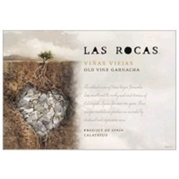 Las Rocas Old Vine Garnacha 2013<br /> Calatayud, Spain
