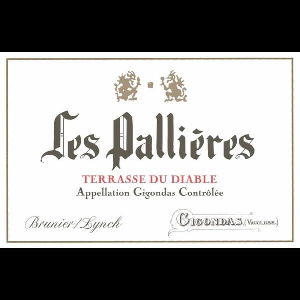 Domaine les Pallieres Gigondas Terrasse du Diable 2016<br /> Rhone, France <br /> 95pts-JS, 94pts-RP, 93pts-WS