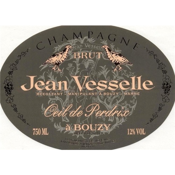Vesselle Jean Vesselle Oeil Perdrix Brut Champagne<br />Champagne, France<br /> 93pts-V & WS