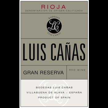 Luis Canas Gran Reserva 2013<br /> Rioja, Spain