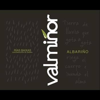 Valminor Rias Baixas Albarino 2019<br /> Rias Baixas, Spain<br /> 91pts-JS