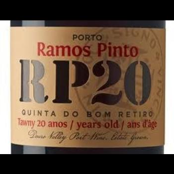 Ramos-Pinto Ramos Pinot 20 Year Tawny Bom Retiro<br />WS-93pts.