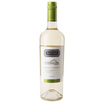 Santa Ema Santa Ema Select Terroir Reserva Sauvignon Blanc 2019<br /> Maipo Valley, Chile