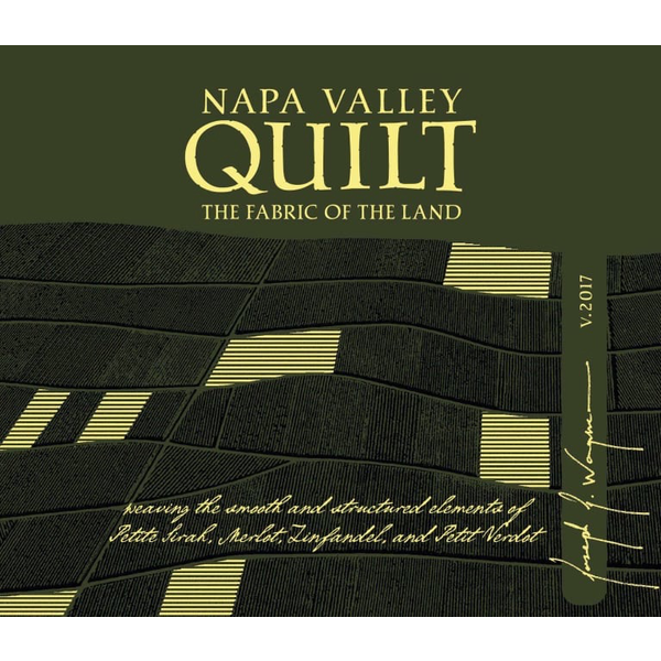 J. Wagner Quilt Napa Valley Red 2019<br /> Napa Valley, California
