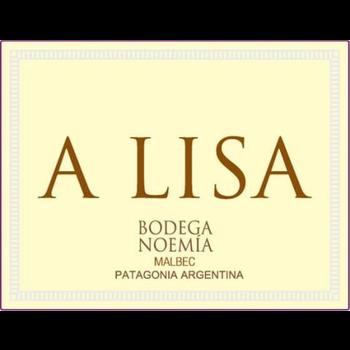 Bodega Noemia de Patagonia A Lisa Malbec 2018<br /> Patagonia, Argentina<br /> 93pts-JS