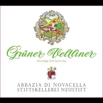 Abbazia Di Novacella Gruner Veltliner 2019<br /> Alto-Adige, Italy<br /> 92pts-WE, 90pts-JS