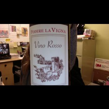 Podere La Vigna Vino Rosso<br /> Montelcino, Italy
