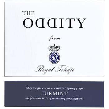 Royal Tokaji The Oddity 2016<br /> Hungary
