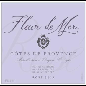 Fleur de Mer Rose 2019  375ml<br /> Provence, France