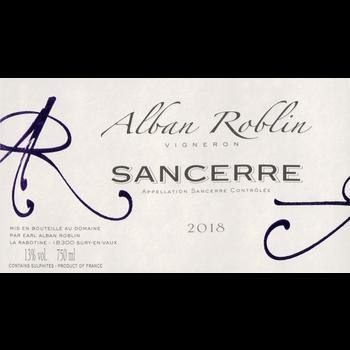 Alban Roblin Sancerre 2020<br /> Loire, France