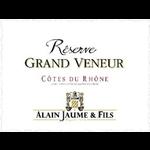 Alain Jaume Alain Jaume & Fils Reserve Grand Veneur Côtes du Rhône Rouge 2019  <br /> Rhone, France