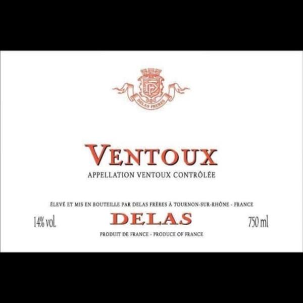 Delas Delas Freres Cotes du Ventoux 2018<br /> Rhone, France