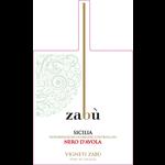 Zabu Nero D'Avola 2018<br /> Sicily, Italy