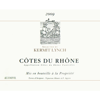 Kermit Lynch Kermit Lynch Cote-Du-Rhone Cuvee 2018<br />