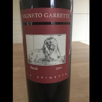 Spinetta La Spinetta Barolo Vigneto Garretti 2015  <br /> Piedmont, Italy  <br /> 93pts-JS