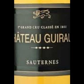 Ch Guiraud Sauternes 2008 375ml<br />Bordeaux, France