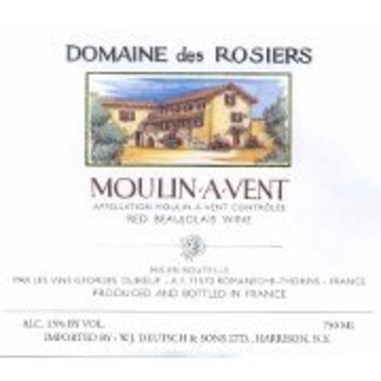 Duboeuf George Duboeuf Dom Des Rosiers Moulin A Vent 2017<br />