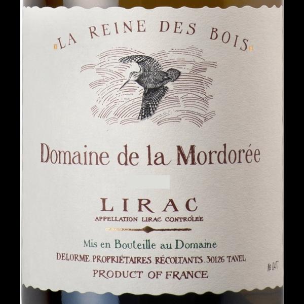 Dm Mordoree Domaine de la Mordoree La Reine Des Bois Lirac 2015<br />Rhone, France<br /> 93pts-WE